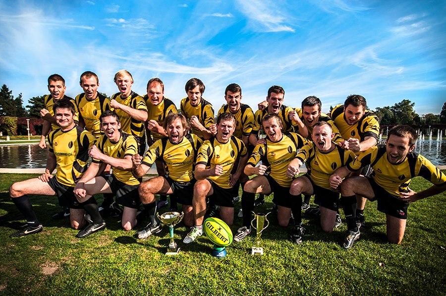 Play Rugby in Wrocław!