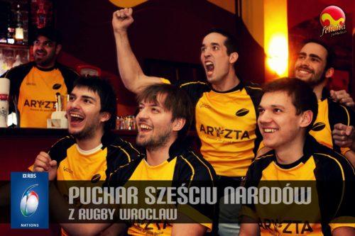 Puchar Sześciu Narodów/Six Nations Cup – Fanzone Wrocław