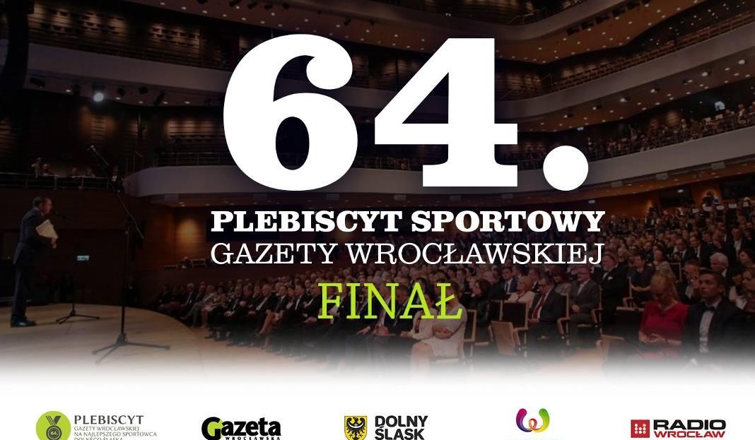 Plebiscyt Gazety Wrocławskiej – Najlepsi w sporcie 2016