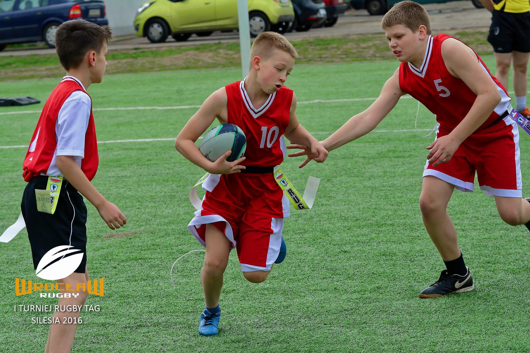 Szkolenie Instruktorskie Rugby Tag