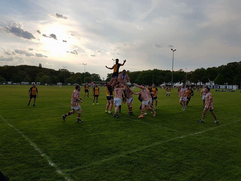 Brytyjski sprawdzian Rugby Wrocław