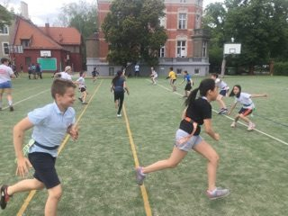 Rugby w British International School Wrocław