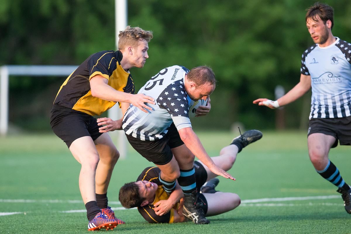 Zwycięstwo Rugby Wrocław w meczu z SRC Thor Delft