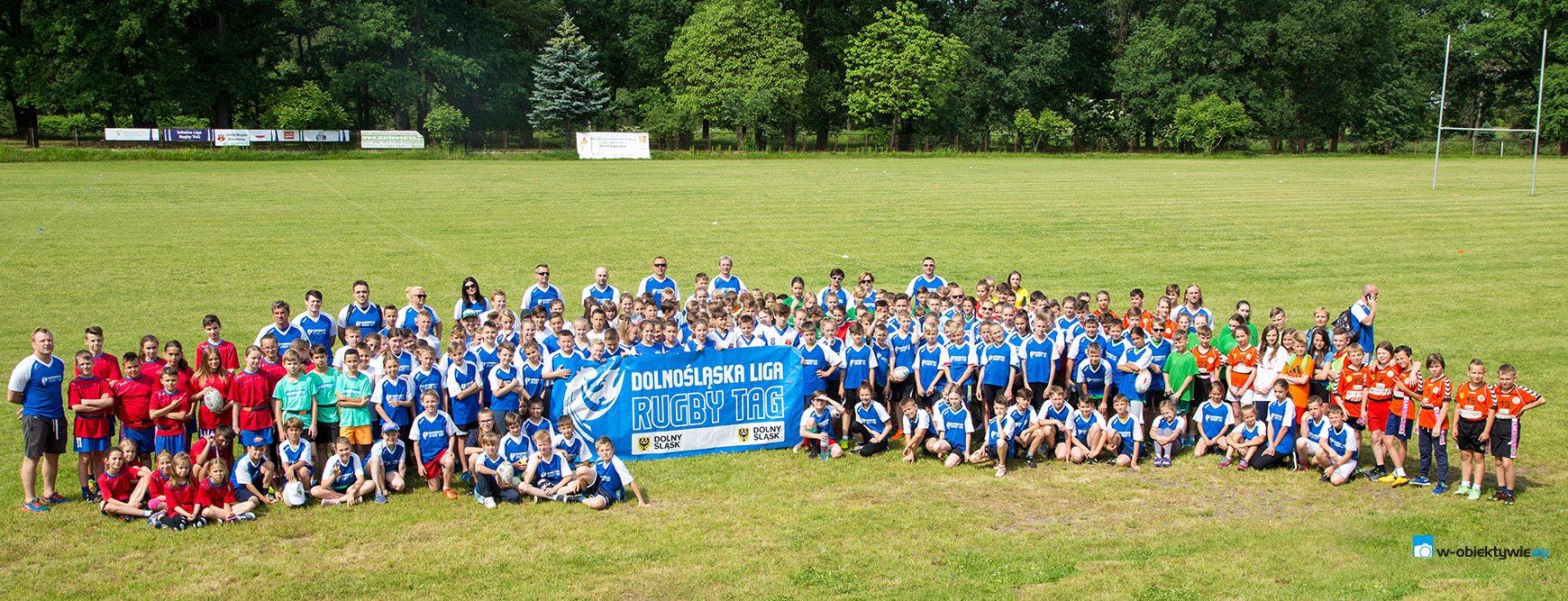 Finał Dolnośląskiej Ligi Rugby Tag z udziałem wrocławian