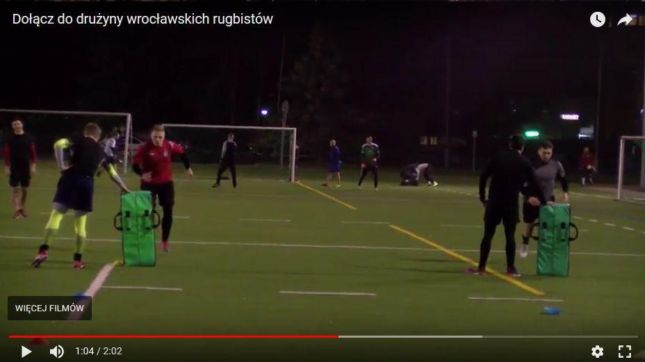 Trwa rekrutacja do Rugby Wrocław
