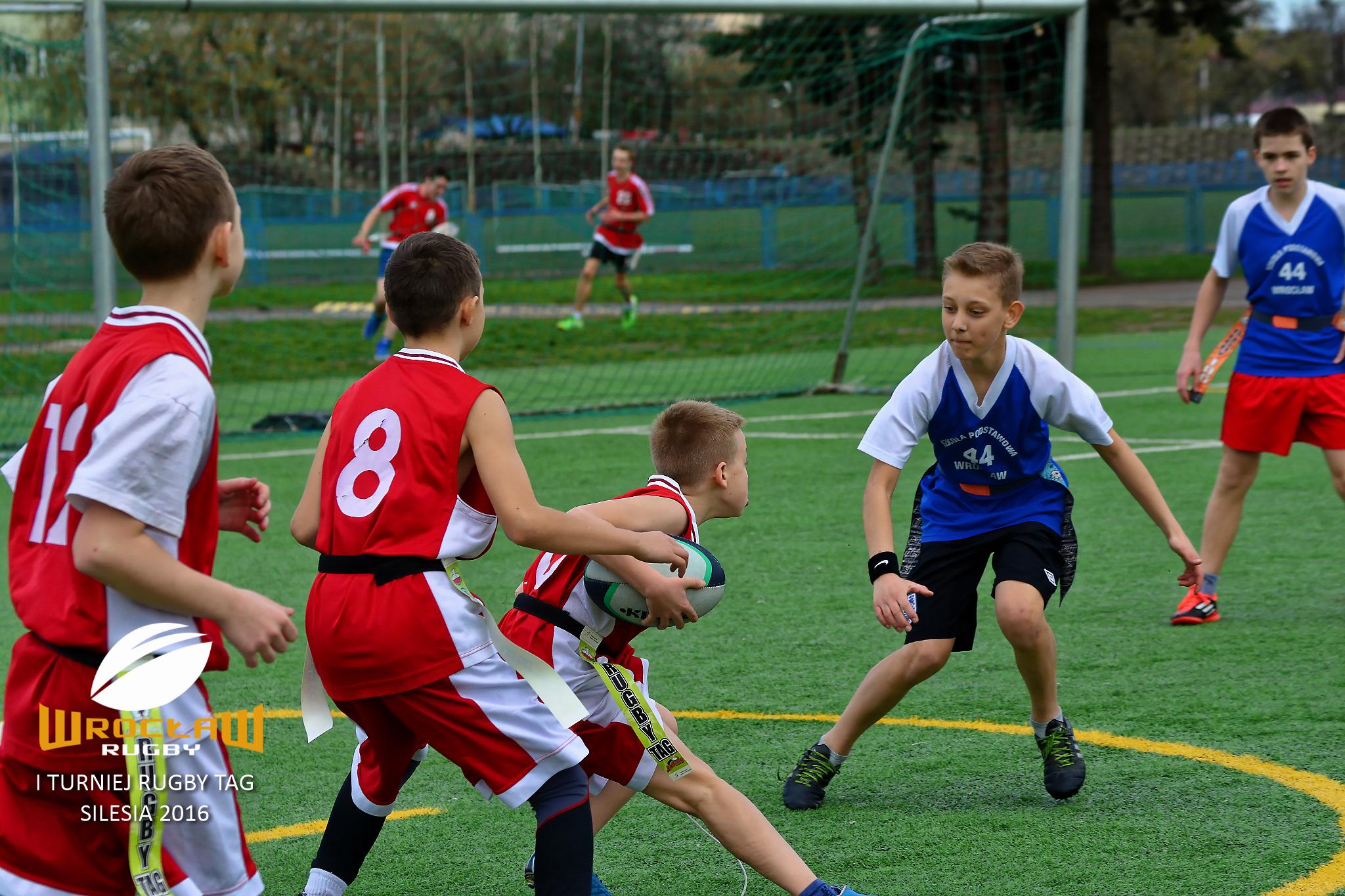 I Turniej Wrocławskiej Ligi Rugby 2017/2018