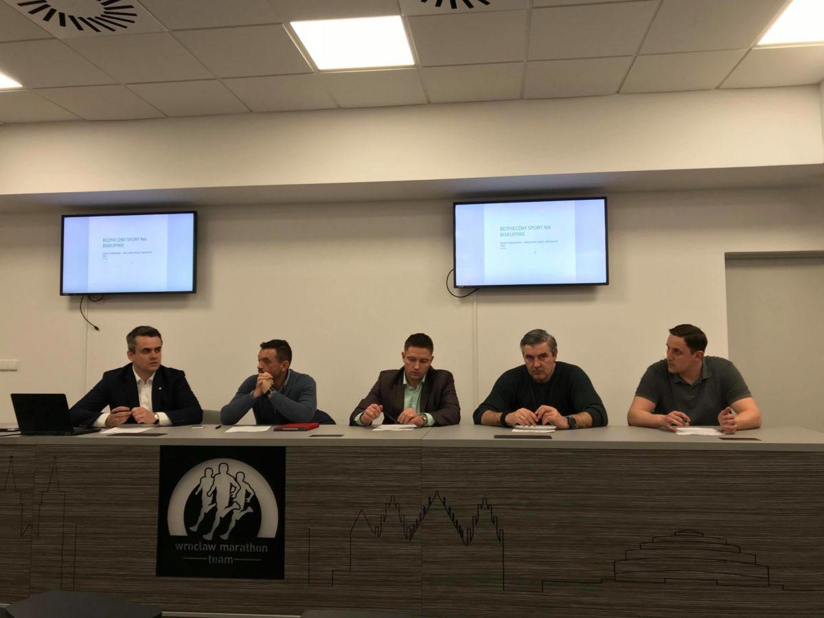 Projekt Wrocławskiego Porozumienia Sportowego