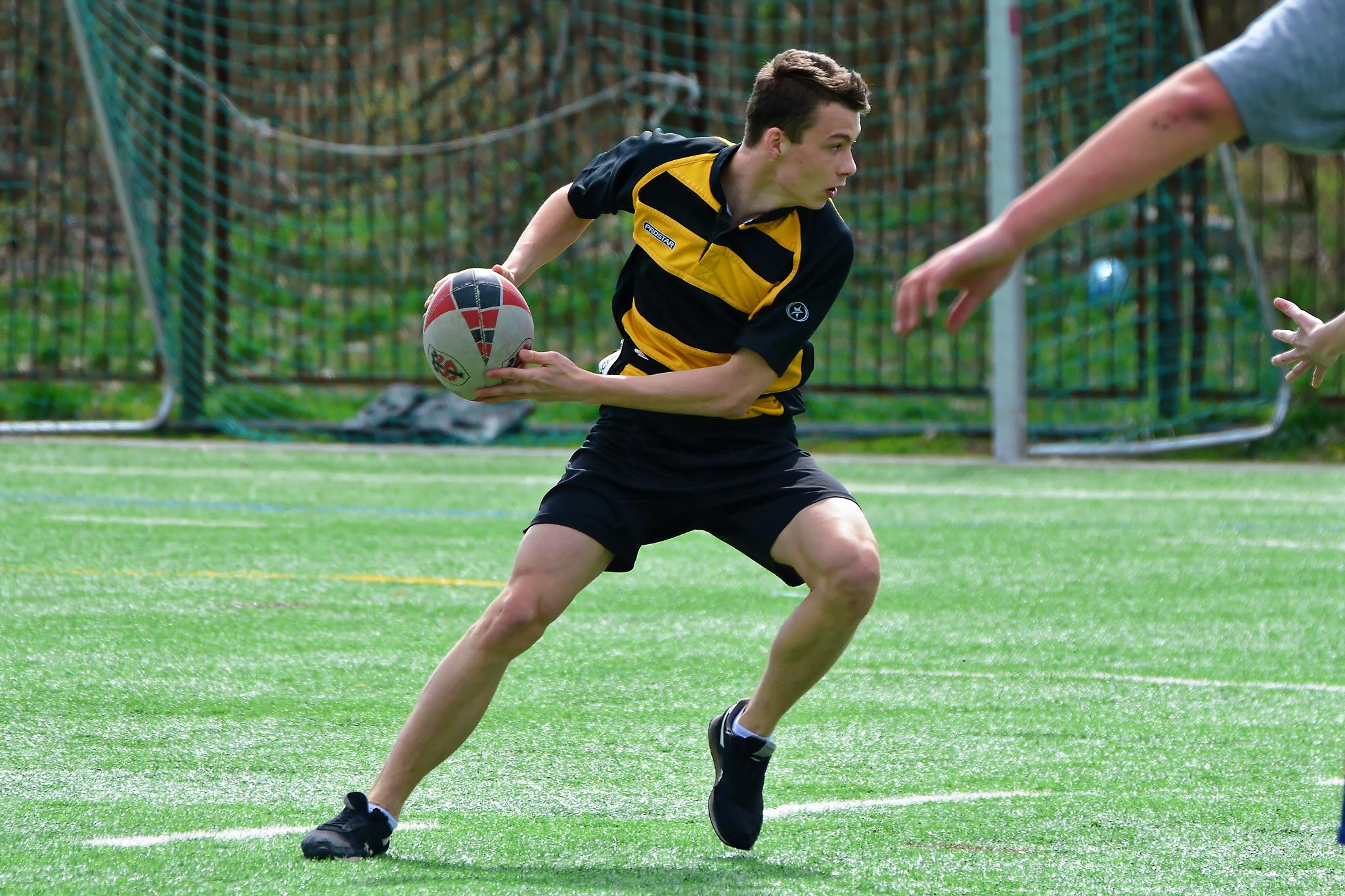 Rugby: Nabór do drużyn młodzieżowych