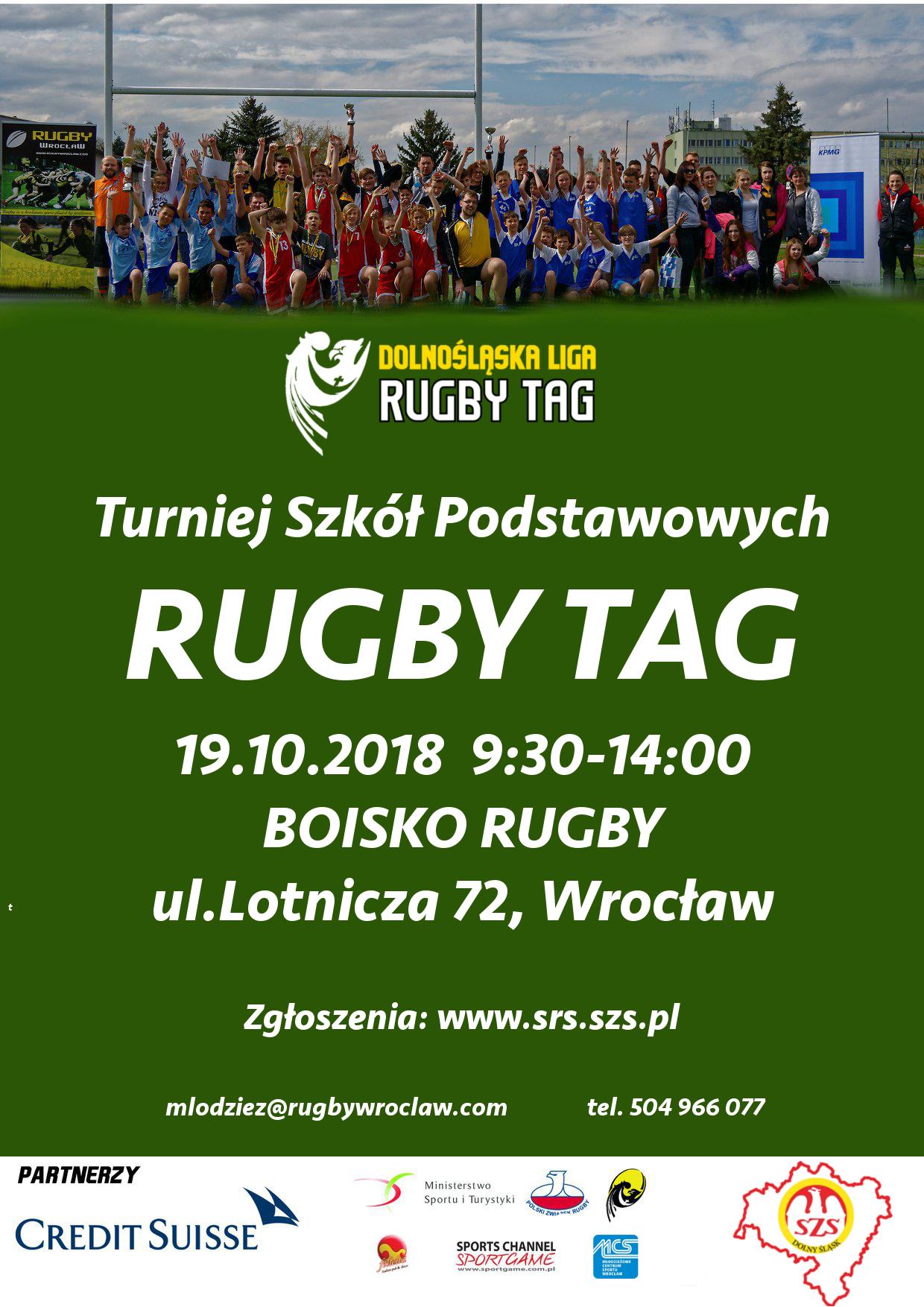 Przed nami drugi turniej SZS – Rugby Tag