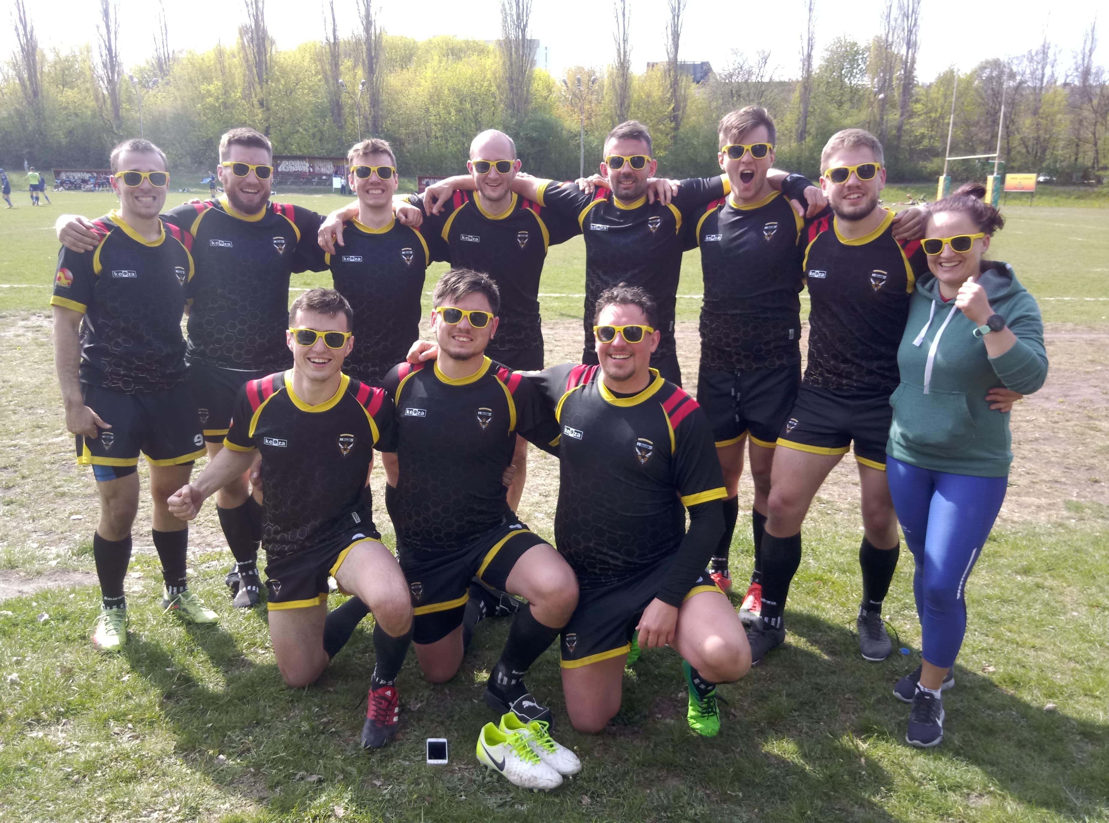 Wasps Rugby Wrocław z awansem do finału Mistrzostw Polski