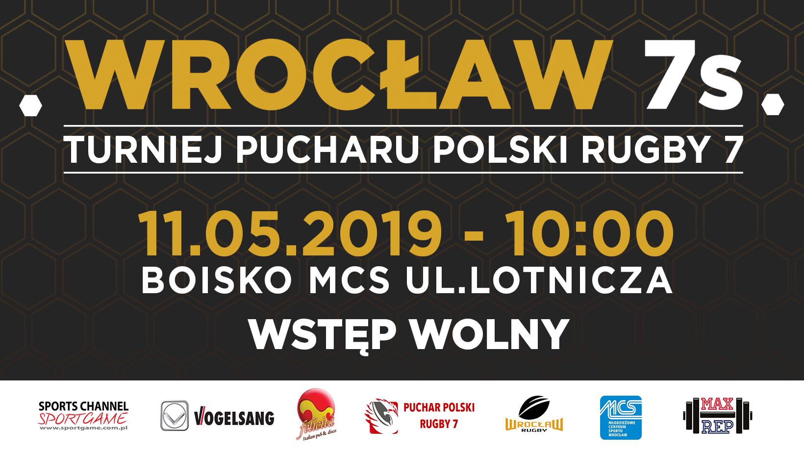 Wrocław 7s: Rugby Wrocław na podium!