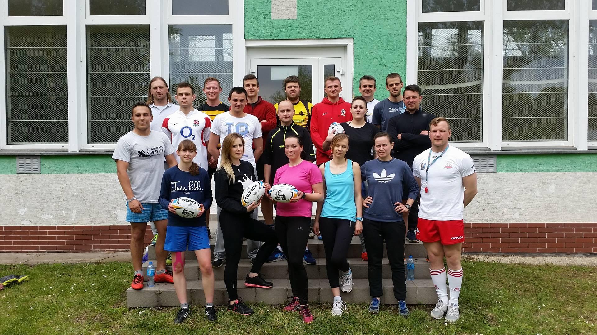 Więcej instruktorów Rugby Tag we Wrocławiu