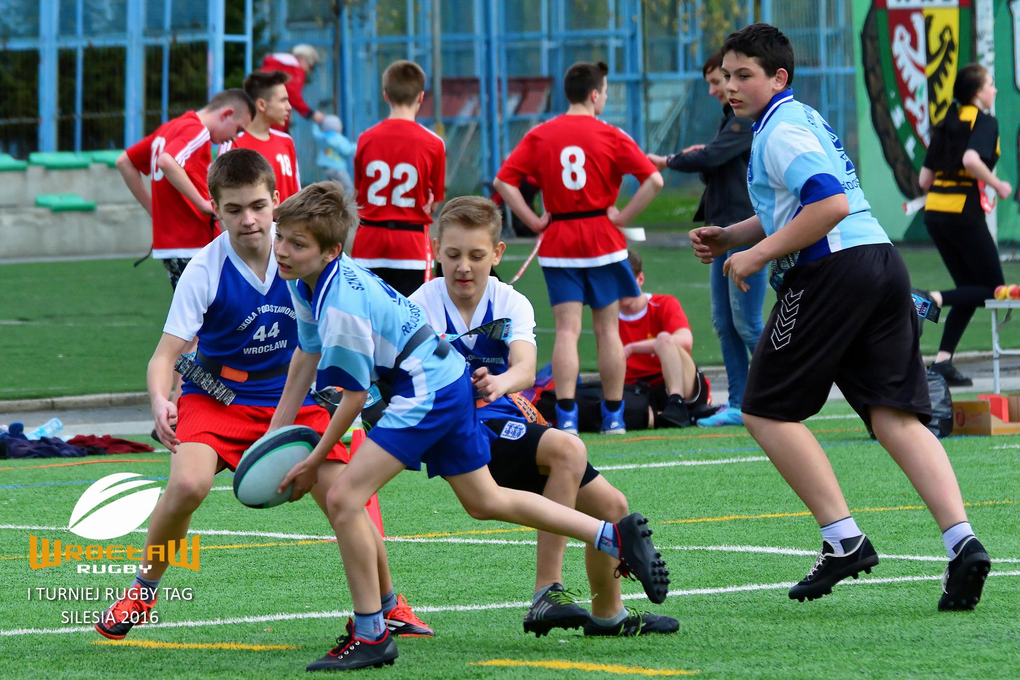II Turniej Wrocławskiej Ligi Rugby