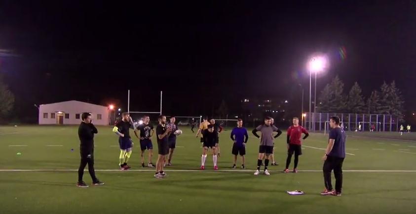 [wideo] Plany treningowe i sportowe Rugby Wrocław w 2018