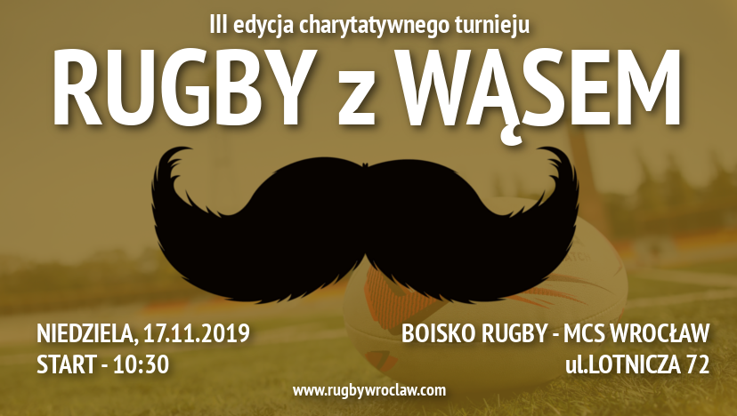 III edycja Rugby z Wąsem