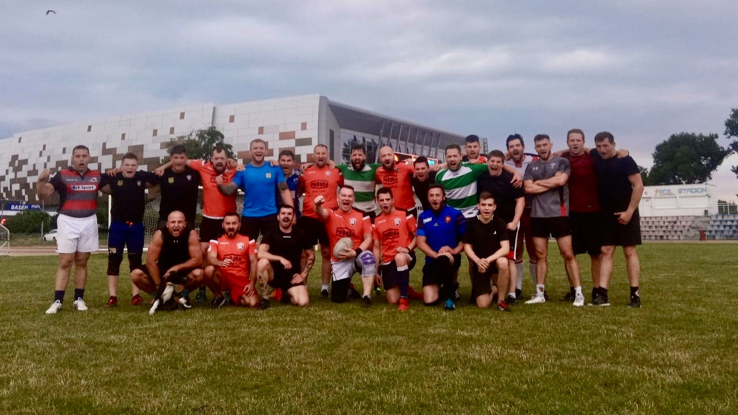 Wspólny trening dolnośląskich klubów